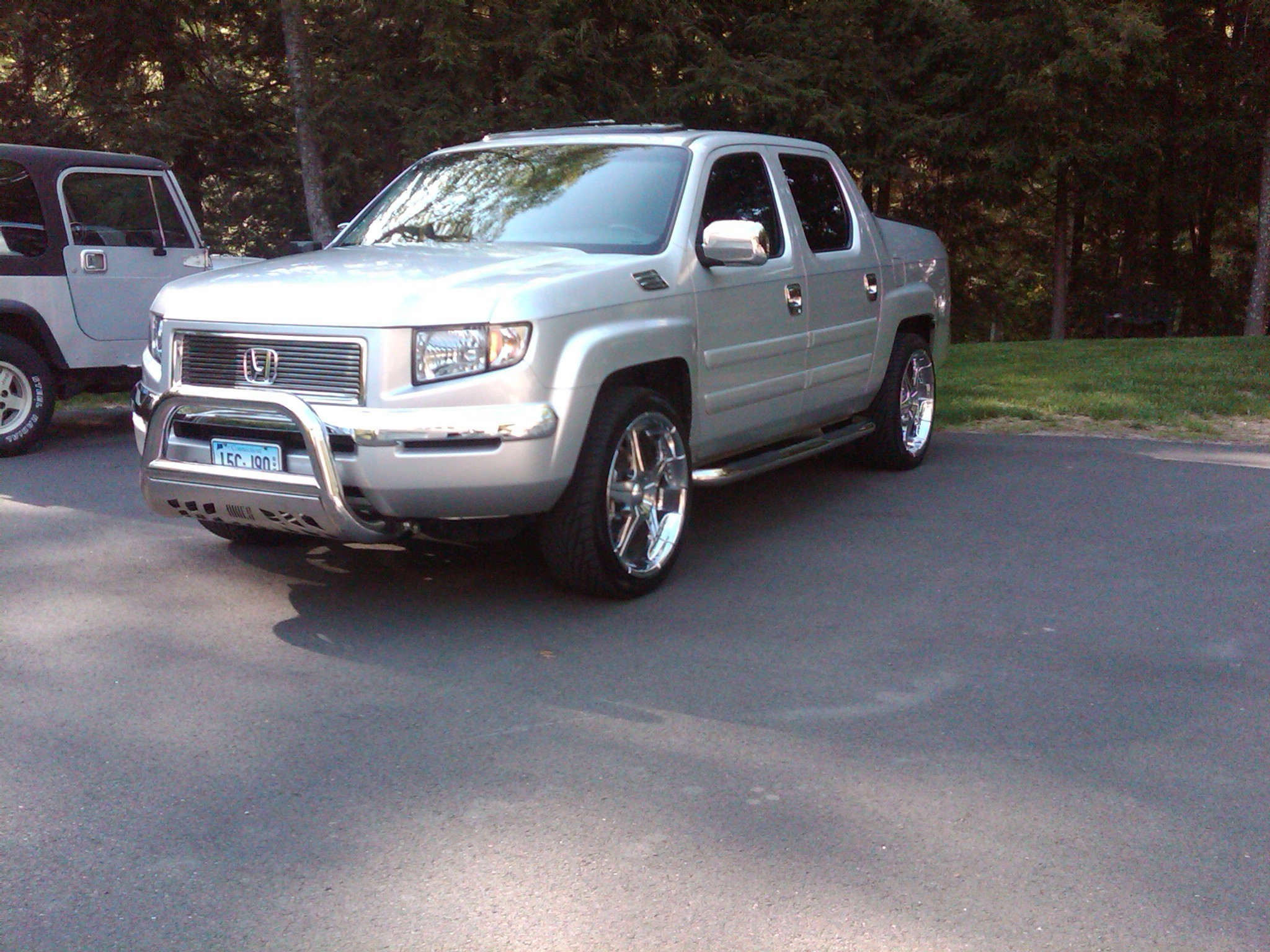 Image Result For Inch Honda Ridgeline Rims
