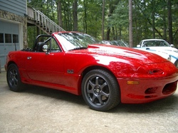tbonehellers 1991 Mazda Miata MX-5