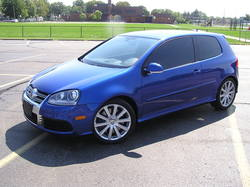 Sp33dkills02s 2008 Volkswagen R32