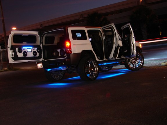 Ericpaci 2007 Hummer H3 Specs Photos Modification Info