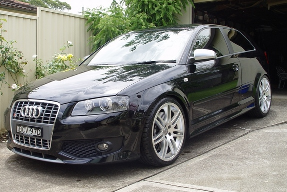mikenbn 2007 audi s3 specs photos modification info at cardomain. Black Bedroom Furniture Sets. Home Design Ideas