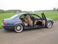 KawaBmw7 1998 BMW 7 Series