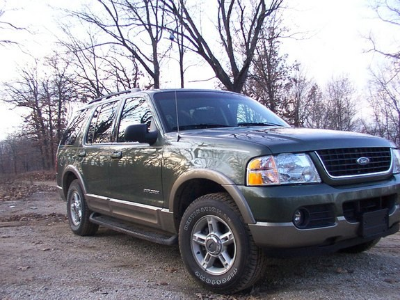 doublec 2002 ford explorer specs photos modification. Black Bedroom Furniture Sets. Home Design Ideas