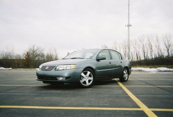 heavyfootedion07 2007 Saturn Ion