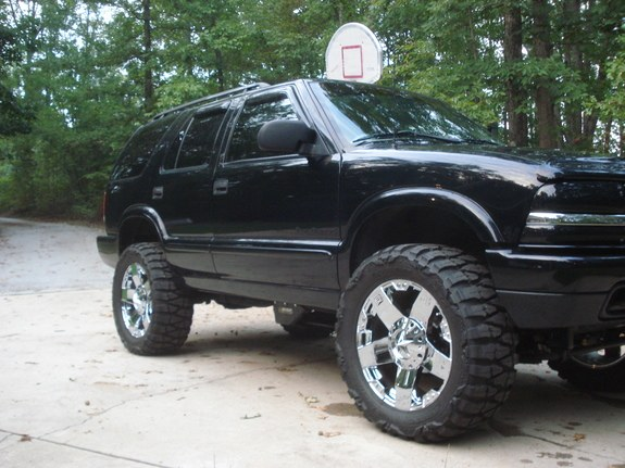 ROCKSTAR20s 1999 Chevrolet TrailBlazer Specs, Photos ...