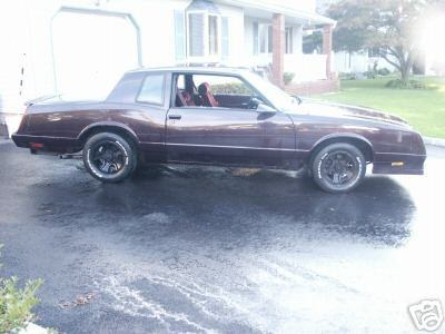 Another 88ssnotch 1988 Chevrolet Monte Carlo post... - 9298492