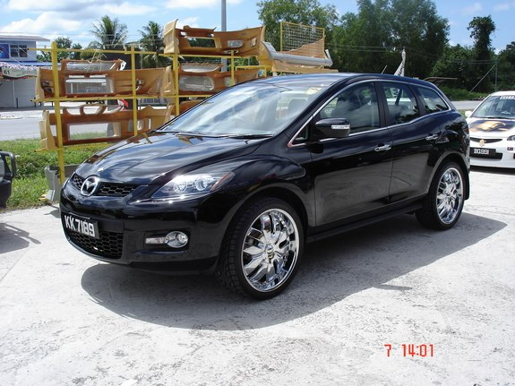 fatford991 2007 mazda cx 7 specs photos modification. Black Bedroom Furniture Sets. Home Design Ideas