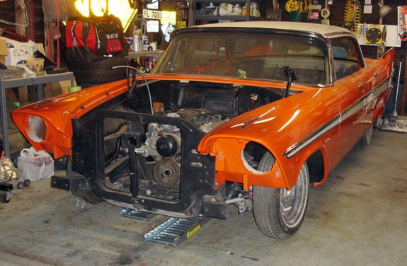 Another tuske427 1957 Plymouth Belvedere post... - 9299706