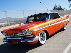 tuske427 1957 Plymouth Belvedere