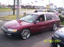 Jos_B 1995 Honda Accord