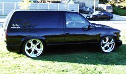 Musclesyndicates 1997 Chevrolet Tahoe