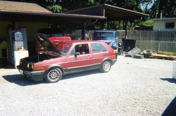 Another 1980ROCCO 1987 Volkswagen Golf post... - 10476241
