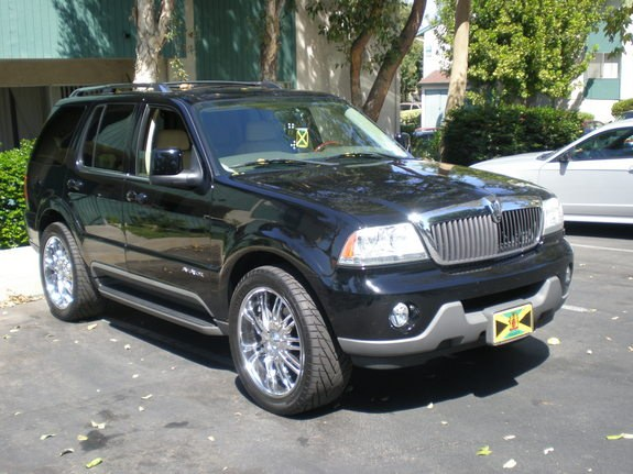 andalay01 2004 lincoln aviator specs photos modification info at cardomain. Black Bedroom Furniture Sets. Home Design Ideas