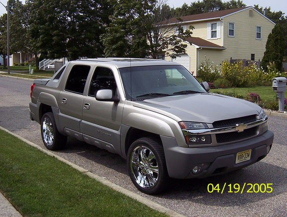 rideordieltr450 2002 chevrolet avalanche specs photos. Black Bedroom Furniture Sets. Home Design Ideas