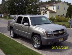 rideorDieltr450s 2002 Chevrolet Avalanche