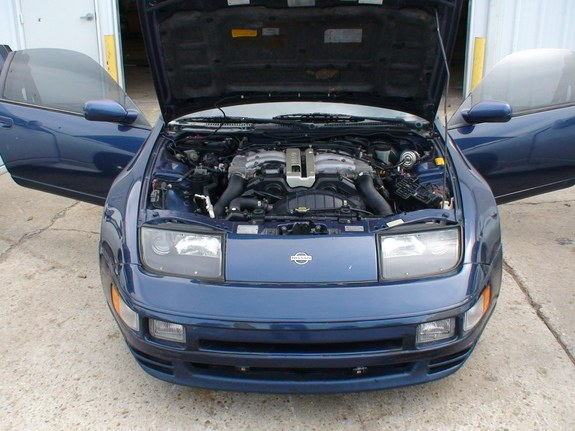 Spydermanx 2000 1996 Nissan 300zx Specs Photos