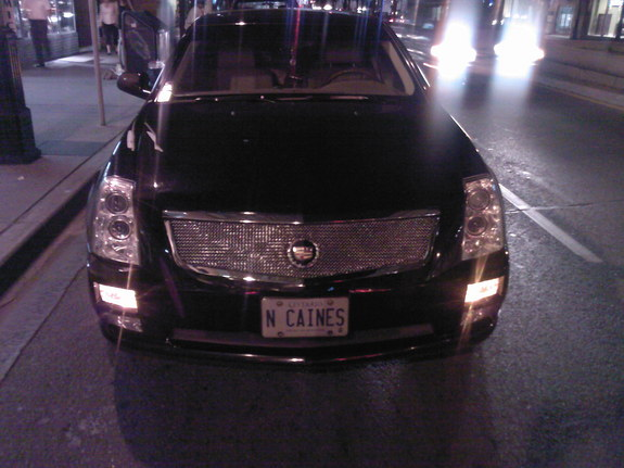 cocaines 2005 Cadillac STS 10632699