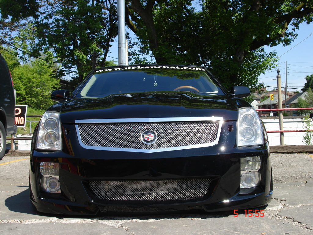 Cocaines S 2005 Cadillac Sts In Toronto On