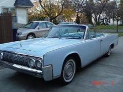 jdk64slab 1964 Lincoln Continental