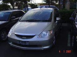 Duivel 2004 Honda City