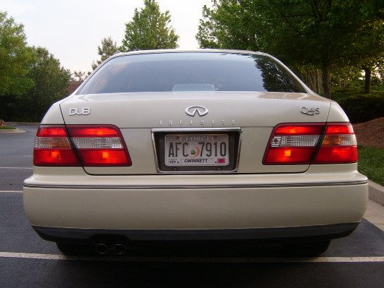 Another dirtylarryq4522 1999 Infiniti Q post... - 10479529