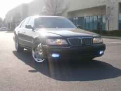 dirtylarryq4522s 1999 Infiniti Q