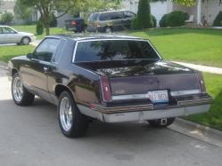 cut442lass 1985 Oldsmobile 442