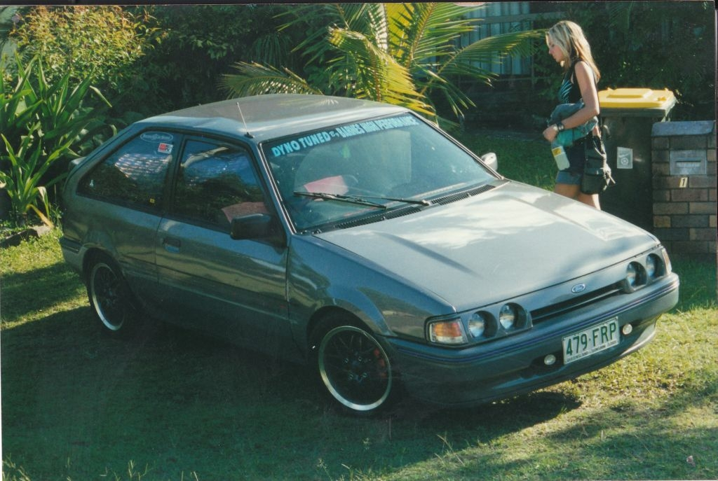 Another _Barnz_ 1988 Ford Laser post... - 10480458