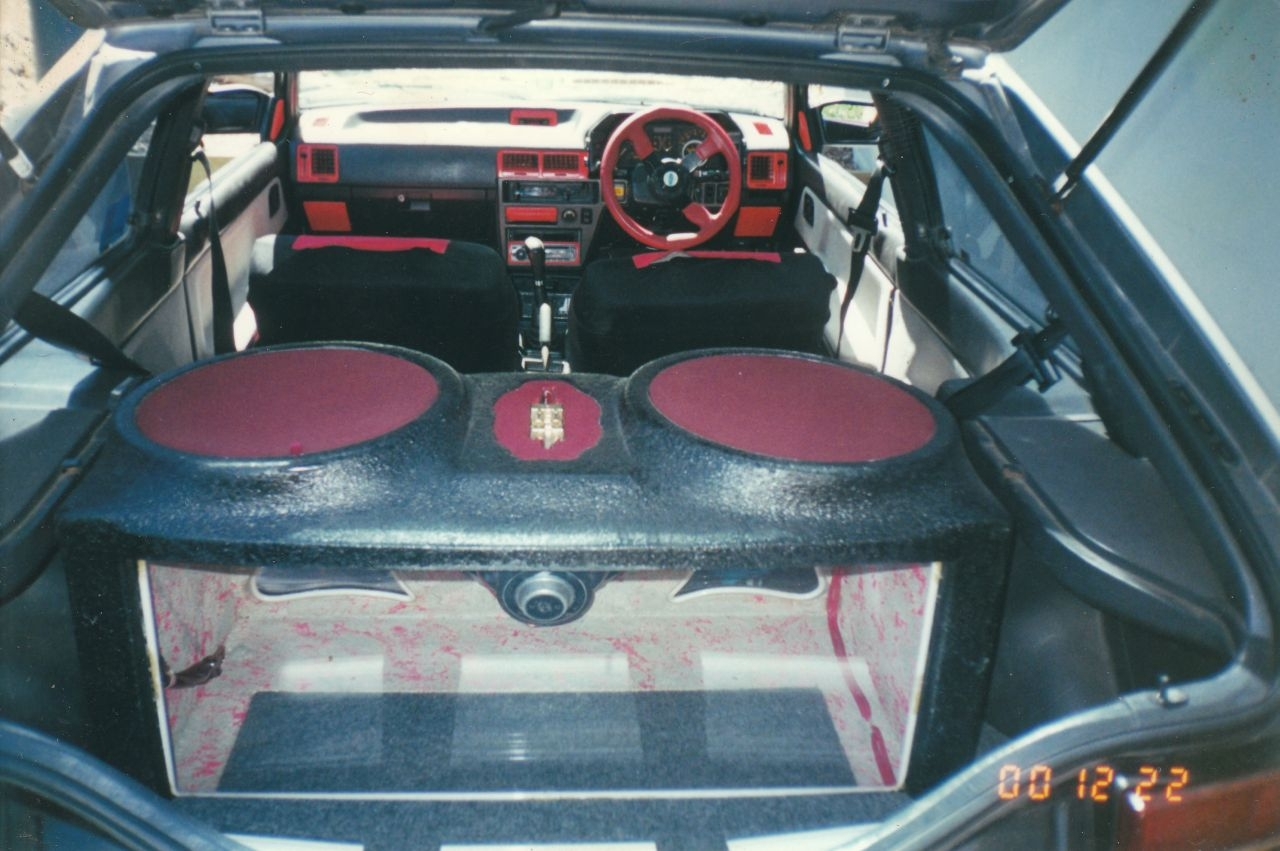 Another _Barnz_ 1988 Ford Laser post... - 10480460