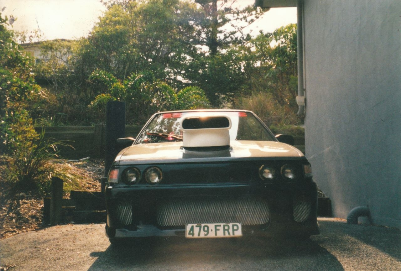 Another _Barnz_ 1988 Ford Laser post... - 10480463