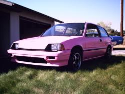 frdrice 1985 Honda Civic