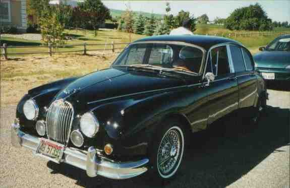 Another Paag83262 1961 Jaguar S-Type post... - 9302929