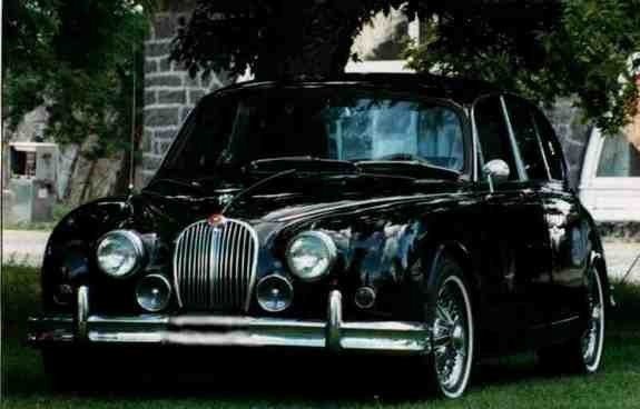 Another Paag83262 1961 Jaguar S-Type post... - 9302930