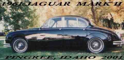 Another Paag83262 1961 Jaguar S-Type post... - 9302931