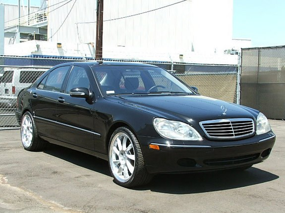 Jbaba123 2001 mercedes benz s class specs photos for Mercedes benz s class 2001