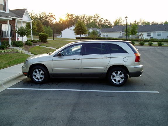 Another chevyguy96 2005 Chrysler Pacifica post... - 11643261