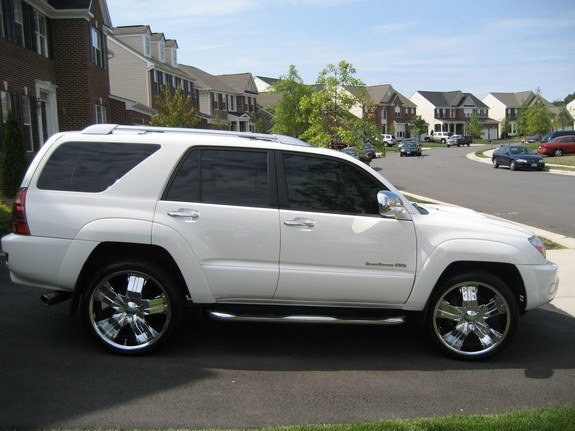 Toyota Forerunner For Sale >> RemixedWhips 2004 Toyota 4Runner Specs, Photos ...
