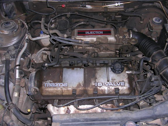 Another aodfan 1990 Mazda Protege post... - 10483313