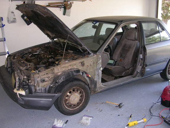 Another aodfan 1990 Mazda Protege post... - 10483324