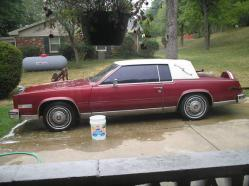 dmoeyrs7s 1984 Cadillac Eldorado