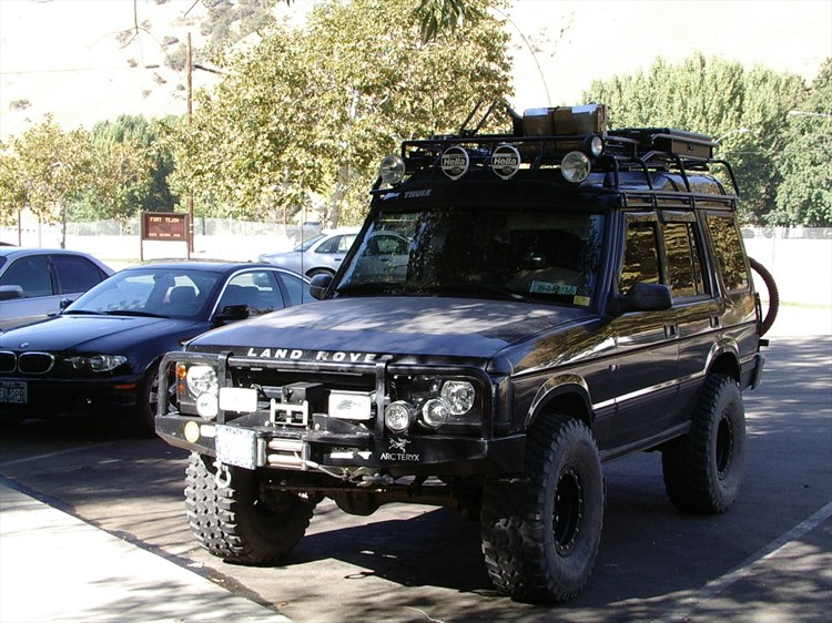 88xj40 1996 land rover discovery specs photos modification info at cardomain. Black Bedroom Furniture Sets. Home Design Ideas