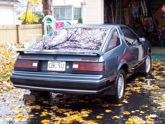 Another slasky 1984 Dodge Daytona post... - 9129531