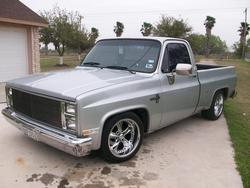 Superserg1s 1985 Chevrolet Silverado 1500 Regular Cab