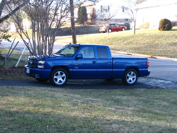 Another cdh6969 2003 Chevrolet Silverado 1500 Extended Cab post... - 9303636