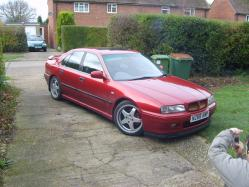MadHampster 1995 Rover 600
