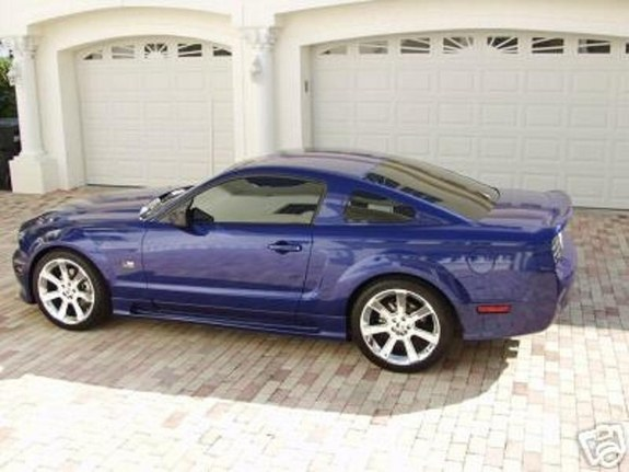 Another 00RealDeal 2005 Saleen Mustang post... - 10484279