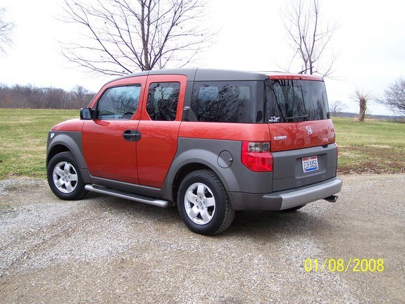 bassplayer5504 2003 Honda Element 10484418