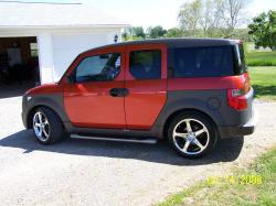 bassplayer5504 2003 Honda Element