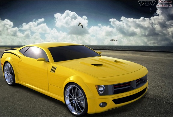 Concepts for Cuda nothing new - MoparStyle New Barracuda 2015