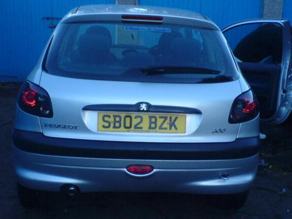 Another laurao7x 2002 Peugeot 206 post... - 10618352